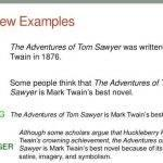 Definition of thesis statement in literature