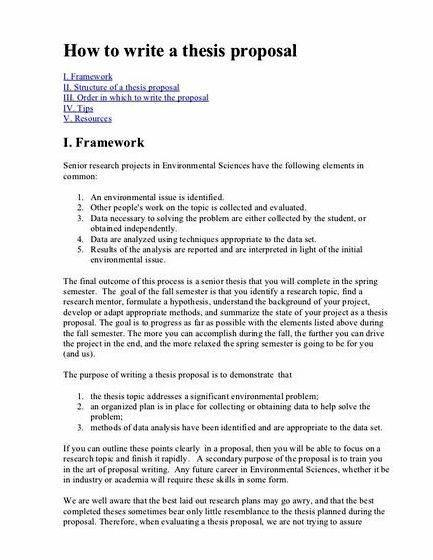 How to write a phd research proposal in engineering