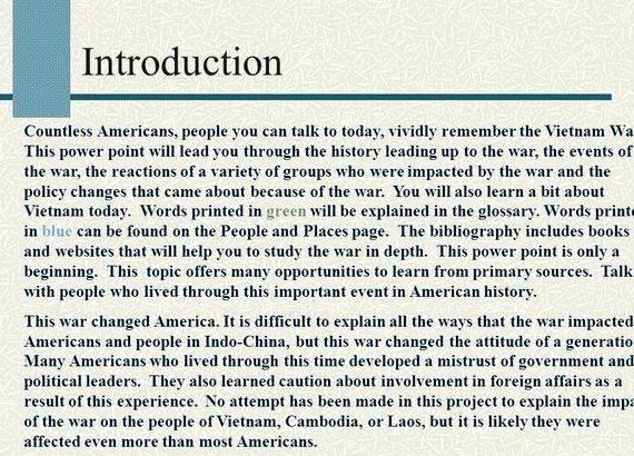 an essay on americas lost in the battle of vietnam It would in all capacity be fair to say that the vietnam war was lost by all parties the vietnam quit your bs, us lost vietnam won, on the battle field the only way we could have won is kill millions more when you learn real history the americans and vietnamese were fighting two.