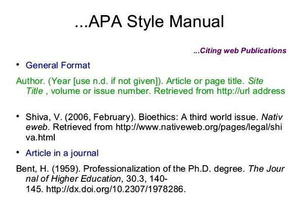 apa citation phd dissertation Crediting sources and formatting references according to the style of the american psychological association (apa) based on the 6th edition of the publication manual of the apa home basic principles of apa style citing in the text: basic principles citing in the text: examples reference list: general.