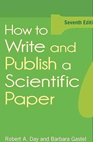 Art of writing a scientific article not easy to incorporate all