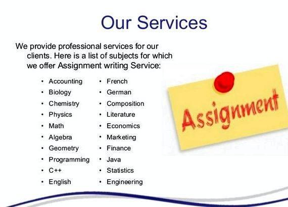 Assignment writing services australia map in other kinds