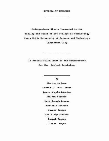 define thesis in essay Different disciplines and types of essays require varied forms of thesis statements  reading example essays can provide a sense of what is expected in a.