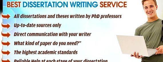 Working with Best Dissertation Writers