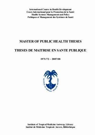 Writing phd thesis science