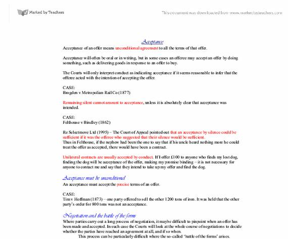 British road services v arthur crutchley summary writing terms which your counterpart