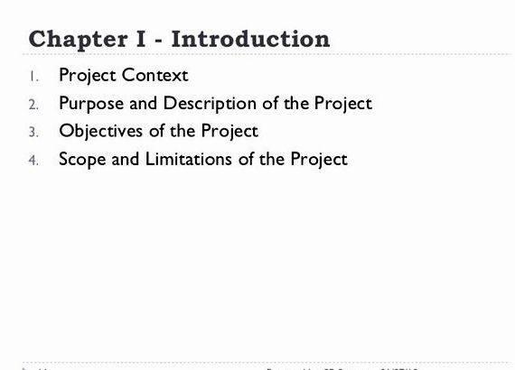 chapter 1 of thesis proposal Search results for: sample thesis proposal chapter 1 click here for more information.