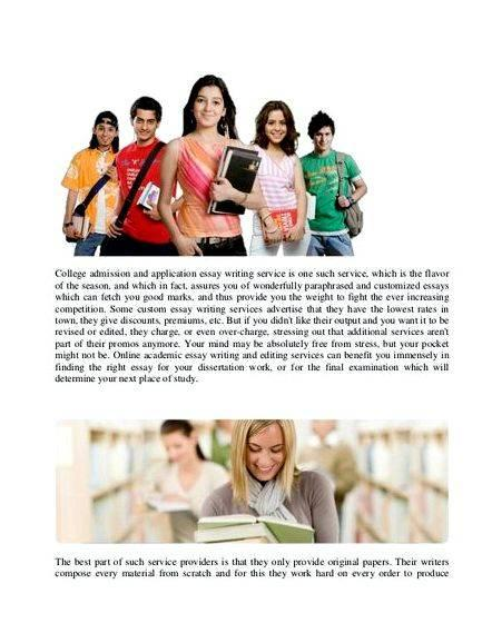 Custom essay writers cheap