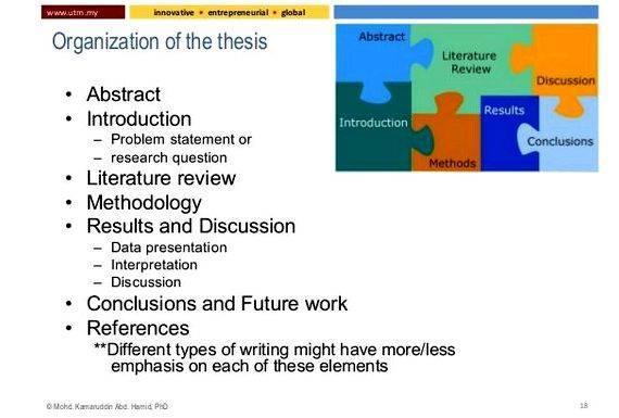 Dissertation discussing statistics