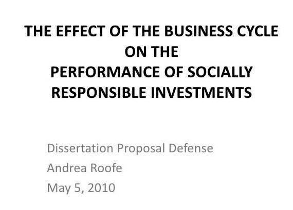 Thesis proposal help defense ppt