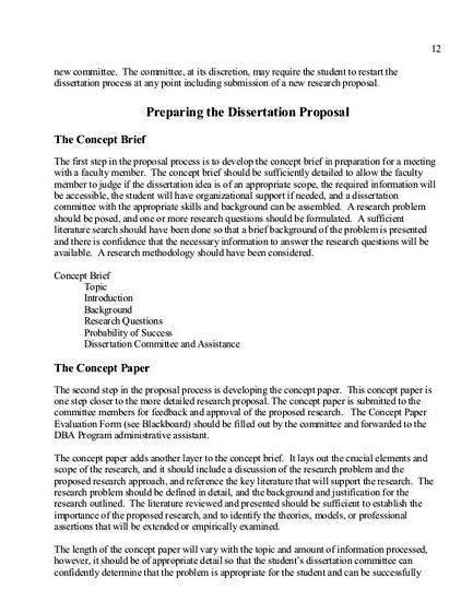 dissertation proposal outline qualitative research The material in this document was adopted from a dissertation proposal created by dr ralph brockett quantitative research proposal sample.