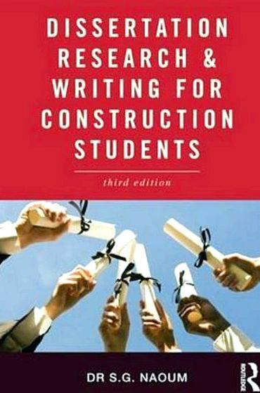 Help with writing a dissertation for construction students 2nd edition pdf