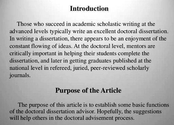 effective academic writing short essay