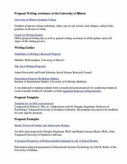 Business Dissertation Proposal Example Download Design Synthesis