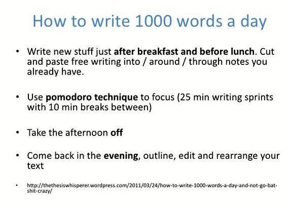 Guidelines for writing journal articles words, following exactly the