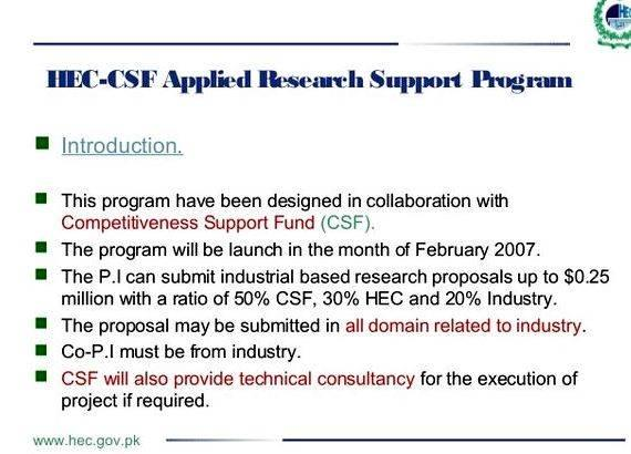 Phd thesis search hec pakistan