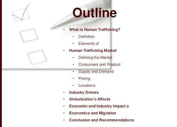 argument paper on human trafficking I have to write an argumentative essay on sex trafficking, but i need help what ideas or examples can i use to make it argumentative or how is it even considered argumentative.