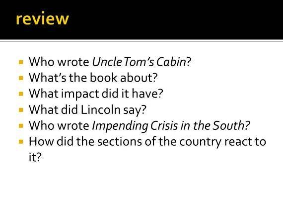 the impending crisis of the south pdf