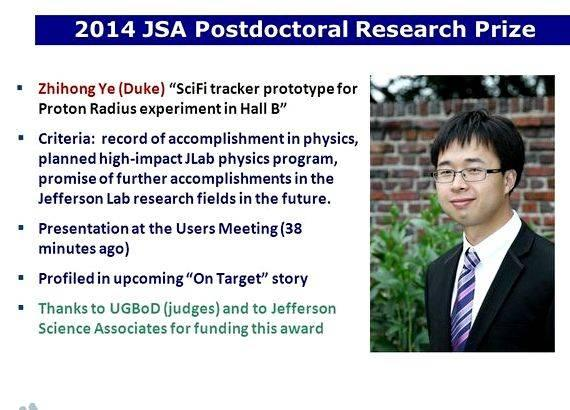 Jlab hall b thesis proposal Nuclei and