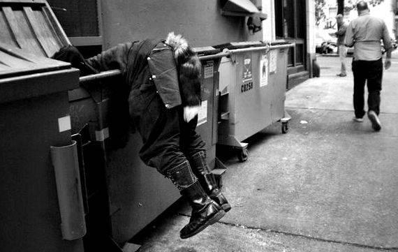a literary analysis of dumpster diving by lars eighner In on dumpster diving written by lars eighner, he tells us about his experience with dumpster diving  summary and analysis on a segmant from the home and the .