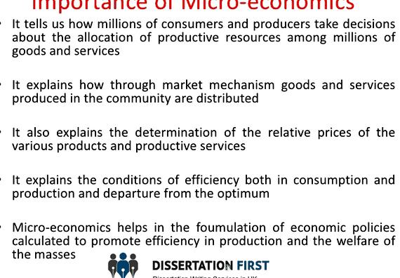 macroeconomics topics to write about