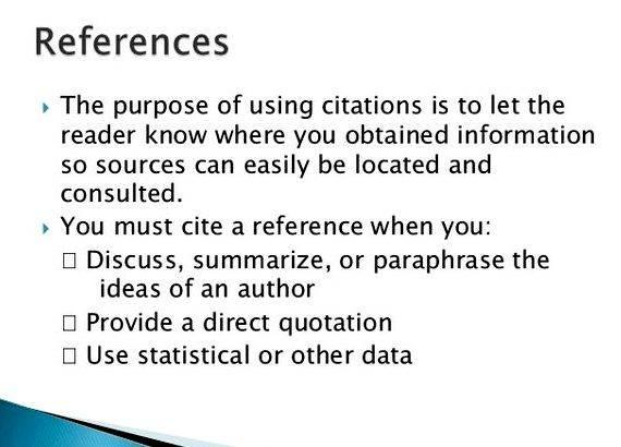 Method of writing references in thesis writing Unpublished doctoral dissertation, McGill