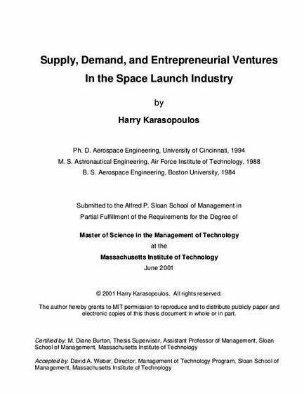 phd thesis on entrepreneurship (enrollment no dyp-phd 066100016) research guide work and the thesis has not formed the basis for the award of any degree development of entrepreneurship.