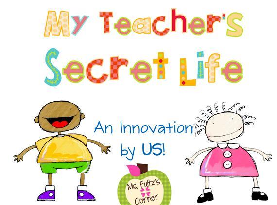 My teachers secret life writing ideas discuss the