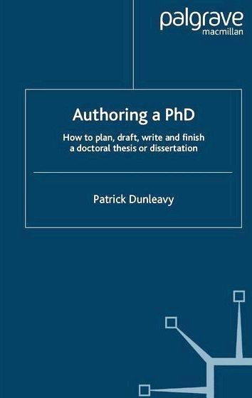 Path to success walkthrough doctoral dissertation database