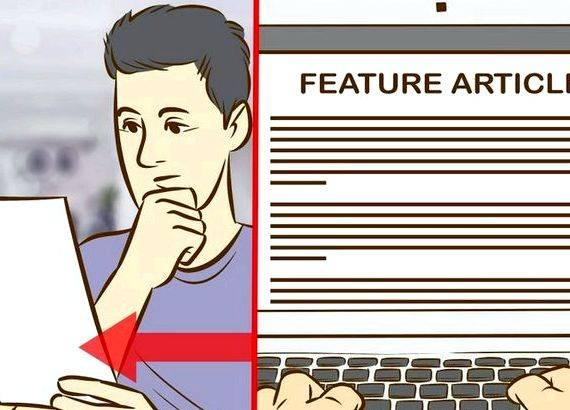difference between feature article and essay Writing an article vs writing a blog post: what's the difference  besides style and research, you might be surprised by one of the key differences between.