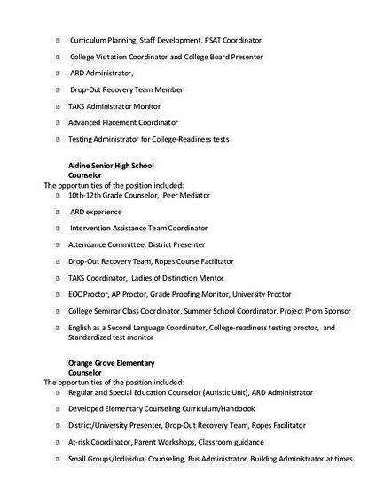 Dissertation chair cv