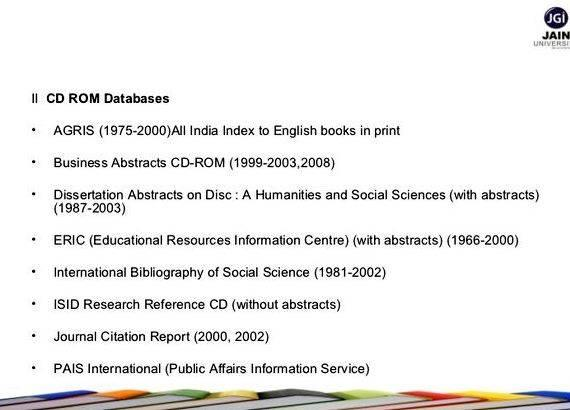 Doctoral Dissertation Database Online