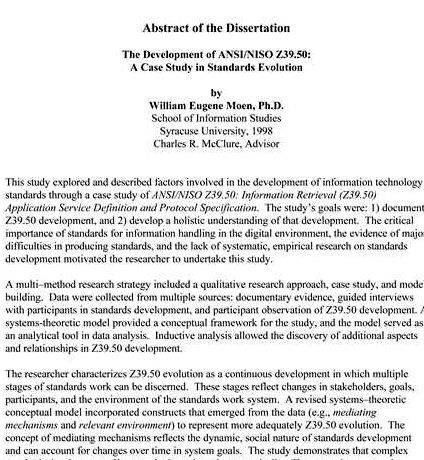 information systems dissertation examples Three types of doctoral dissertation: study at the graduate school covers a wide range of subjects, including the design, construction, management and evaluation of information systems and their relationship to individuals and society.