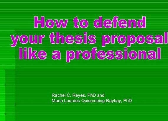 qualitative dissertation defense powerpoint