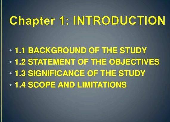 sales and inventory thesis Free essays on objectives of the study in thesis about inventory system for students  chapter 1 i title developing a web based sales and inventory system for.