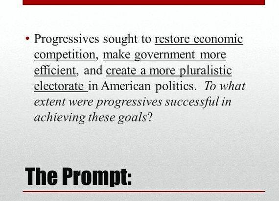"progressive era essay conclusion Explains the term ""progressive essay"", offers specific topic ideas and offers suggestions for developing topics on your own."