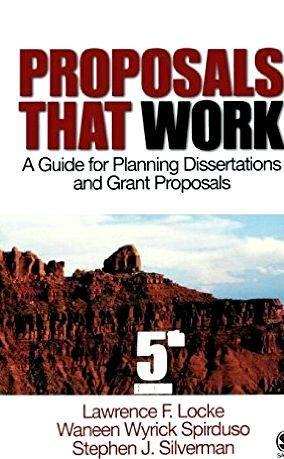 Proposal and dissertation help guide