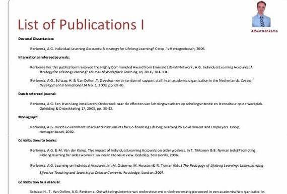 Doctoral dissertations assistance list