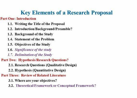 background of the study thesis proposal It should provides background of the study such as the problem  thesis notes and samples  sample proposal and sample feasibility study are intended as a.