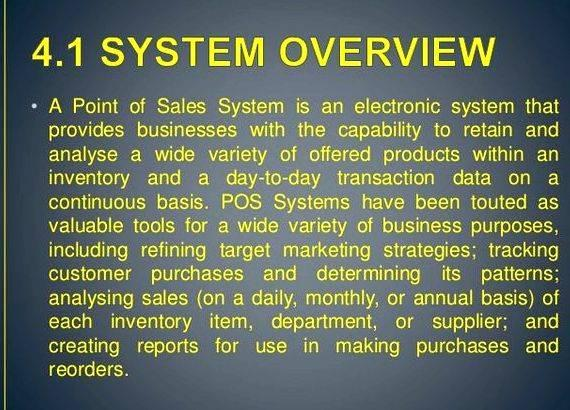 inventory system thesis statement of the problem View sales and inventory system from maed 101 at wesleyan university - philippines mel sales and inventory system _ a thesis presented to the faculty of the college of computer studies.