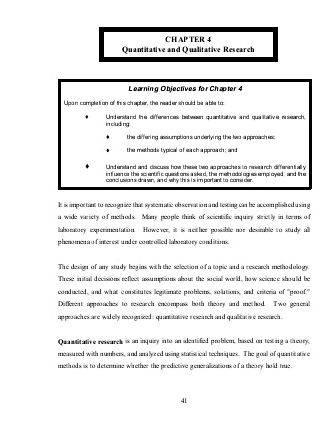 quantitative masters thesis A sample research paper/thesis/dissertation on aspects of elementary lineary algebra by james smith bs, southern illinois university, 2010 a research paper/thesis.