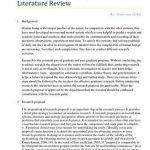literature review thesis proposal Literature review in a thesis proposal visit the post for more.
