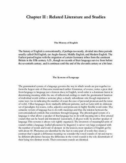 Write My Classic English Literature Dissertation Hypothesis