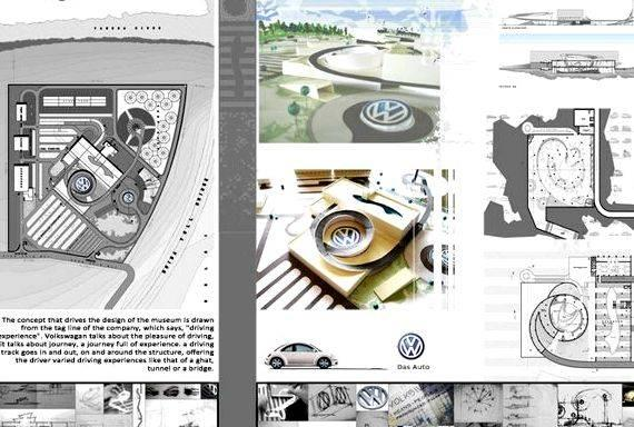 Write architectural thesis proposal