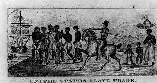 an analysis of slavery in american In the slave next door we find that slaves are all around us, hidden in plain sight : the dishwasher in the kitchen of the neighborhood restaurant, the kids on the.