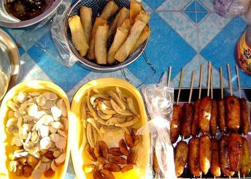 Street food vendors thesis proposal allowed for vendors