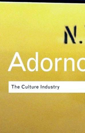what is the culture industry thesis The creation of the frankfurt school of critical theory in the 1920s saw the birth of some of the most exciting and challenging writings of the twentieth century it is out of this.