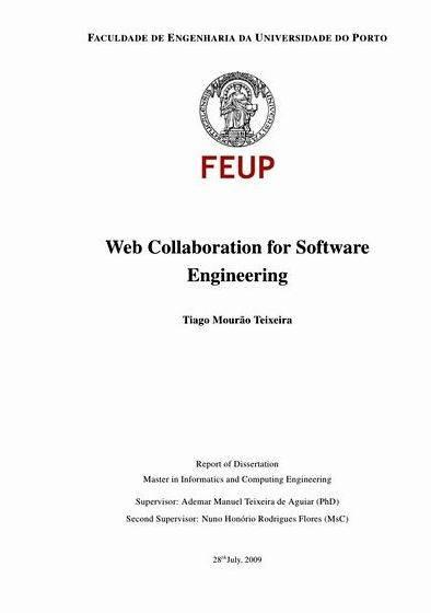 Computer engineering thesis proposal