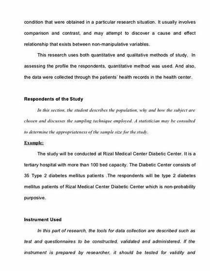 Nursing dissertation title ideas