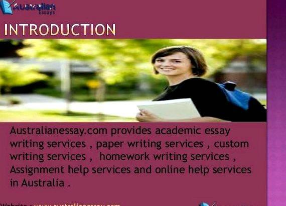 thesis writing service australia It is common knowledge that professional essay writing is not commonplace in  the we are a professional australian essay assignment writing service for.